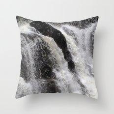Rapids Throw Pillow