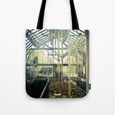 Glass House Tote Bag