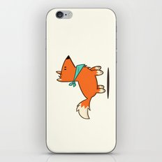 Fox Hop iPhone & iPod Skin
