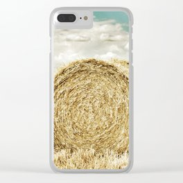 Come Full Circle Clear iPhone Case