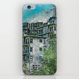 TwinPeaks favelas 2020 iPhone Skin