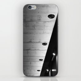 'ARCHITECTURE 1' iPhone Skin