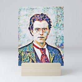Gustav Mahler (1860 – 1911) Mini Art Print