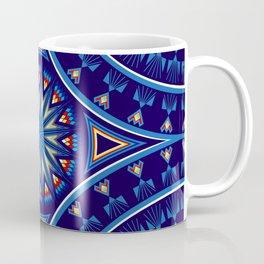 Blue Fire Keepers Coffee Mug
