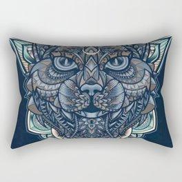 Catellite Rectangular Pillow