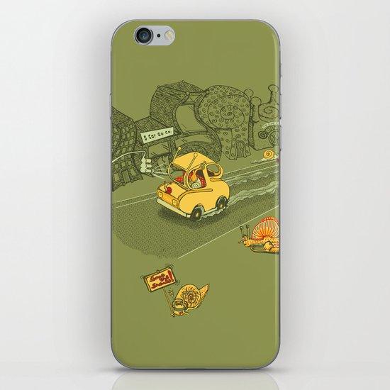 S-Car-Go! iPhone & iPod Skin