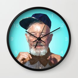 Urban-Wan Kenobi Wall Clock