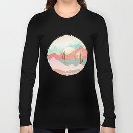 Desert Mountains Long Sleeve T-shirt