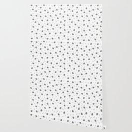 Eye Spy - Funky Memphis 80's Pattern Wallpaper