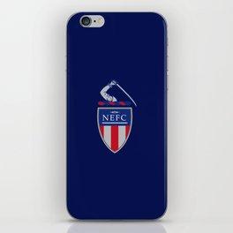 NEFC (English) iPhone Skin