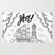 Ahoy! Rug