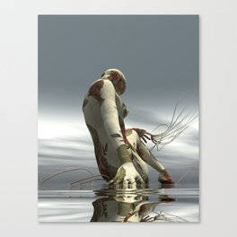 Nature Syncing Canvas Print