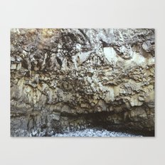 Of Caves & Sea Canvas Print