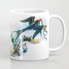 Memento Mori (latin: remember that you have to die) Coffee Mug