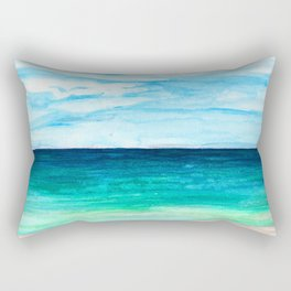 Love You Tulum + Back Rectangular Pillow
