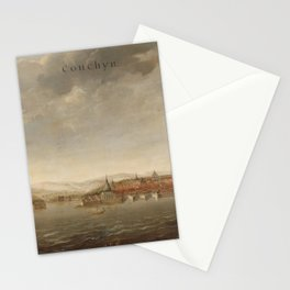 View of Cochin on the Malabar Stationery Cards