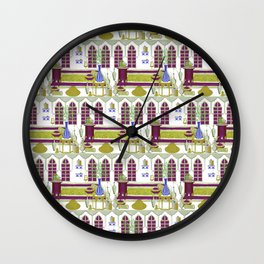 Jalsaah Wall Clock