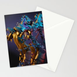 Coloring The Void Stationery Cards