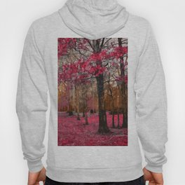 Into the forest of Elves Hoody