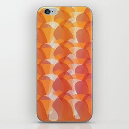 The Jelly Wave Collection iPhone Skin