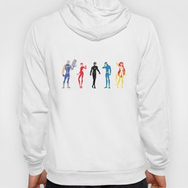 X-Men Are A Family Hoody