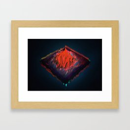 #Transitions XXXIII - ALTITUDE  Framed Art Print