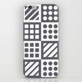 Billiplay Geometric iPhone Skin