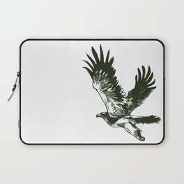 Eastern imperial eagle (Aquila heliaca) Laptop Sleeve