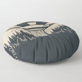 Unidentified Feline Object Floor Pillow