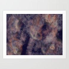 Nebula VII Art Print