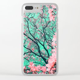 The tree from another dimension Clear iPhone Case