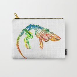 Mammal Fossil Skeleton Carry-All Pouch