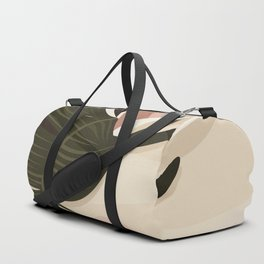 Nomade I. Illustration Duffle Bag