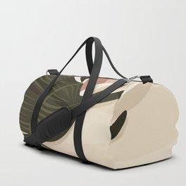 Nomade I. Illustration Duffle Bag