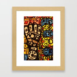 2013 Burkina Faso X Mossi Kingdoms  Framed Art Print