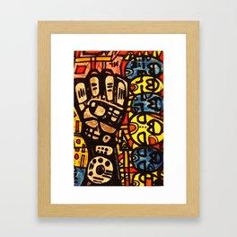 2013 Burkina Faso X Mossi Kingdoms  Framed Art Print