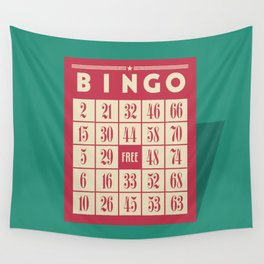 Bingo! Wall Tapestry