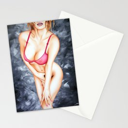 Sheer Pleasure Stationery Cards