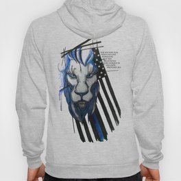 Bold as the Lion Hoody