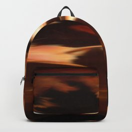 Surreal Sunset Backpack