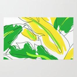 Banana Leaf Lovin' Rug