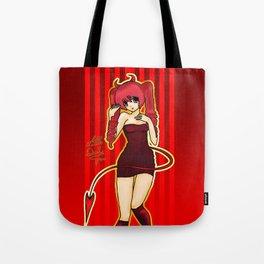 Lita Little Devil Tote Bag