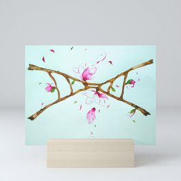 Magnolia 1 Mini Art Print