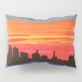 Toledo Skyline Pillow Sham