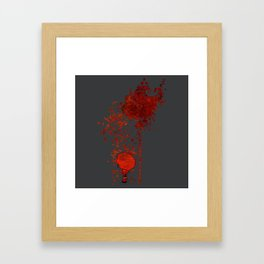 Autumn Burns Framed Art Print