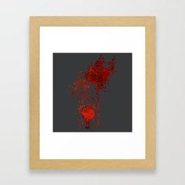 Autumn Burns Framed Art Print