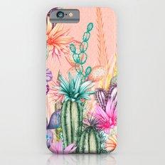 Cacti Love iPhone 6s Slim Case