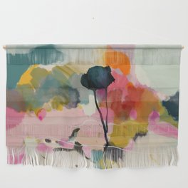 paysage abstract Wall Hanging