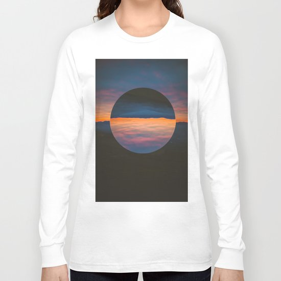 Black Sun Long Sleeve T-shirt