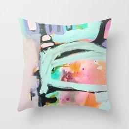 Think3 Throw Pillow